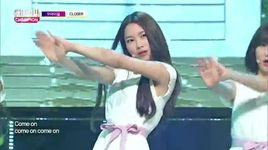 closer (151014 show champion) - oh my girl