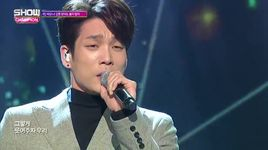 no more cry (151014 show champion) - homme
