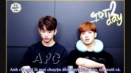 got2day #21 jb & junior (vietsub) - got7