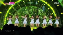 closer (151017 music core) - oh my girl