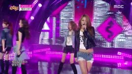 speed up (151017 music core) - melody day