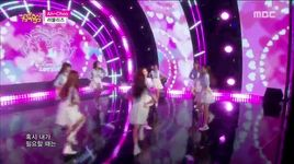 ah-choo (151017 music core) - lovelyz