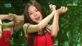closer (151018 inkigayo) - oh my girl