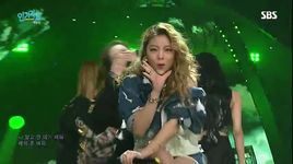 mind your own business (151018 inkigayo) - ailee