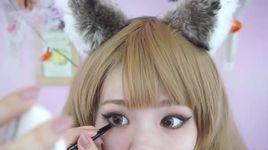halloween makeup - v.a