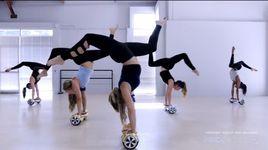 sorry - justin bieber (acrobatic hoverboard dance cover) - v.a
