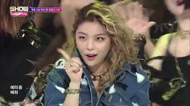 mind your own business (151021 show champion) - dang cap nhat