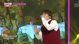 piece (151021 show champion) - kim dong wan, molly.d
