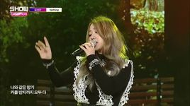 nothing (151021 show champion) - yoo sung eun