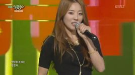 speed up (151023 music bank) - melody day