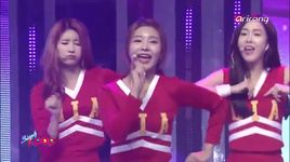 somehow (151023 simply kpop) - dia band