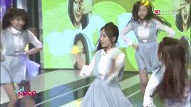 ah choo (151023 simply kpop) - lovelyz