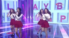 i wonder (151023 simply kpop) - playback