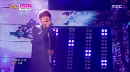 a million pieces (151024 music core) - kyu hyun (super junior)