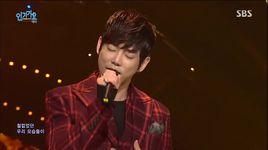 on days that i missed you (151025 inkigayo) - tei