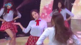 ah-choo (151025 inkigayo) - lovelyz