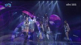 my first love (151025 inkigayo) - berry good