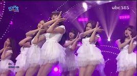 closer (151025 inkigayo) - oh my girl