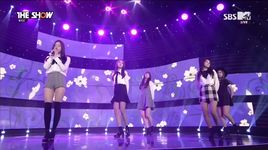my first love (151027 the show) - berry good