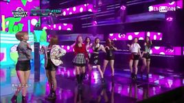 like ooh-ahh (151029 m countdown) - twice