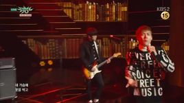 lonely (151030 music bank) - n.flying