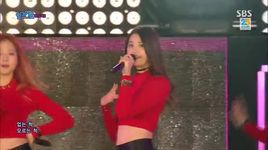 up&down (151101 inkigayo) - ailee