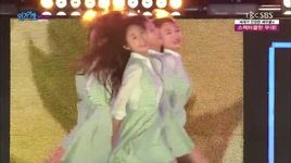 ah-choo (151101 inkigayo) - lovelyz