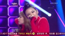every night (121019 music bank) - exid