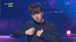 hot enough (151113 music bank) - vixx