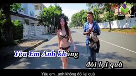 anh khong doi qua (karaoke) - karik, onlyc