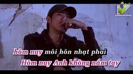 anh muon chia tay phai khong (karaoke) - luong bich huu