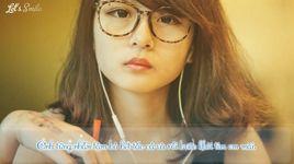 tra cho anh (lyrics) - nabebongip