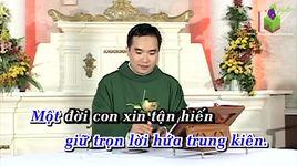 bao la tinh chua (karaoke) - nguyen sang