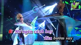 buom hoa (karaoke) - lam anh, quynh vi