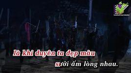buon vao dem (karaoke) - phuong diem hanh