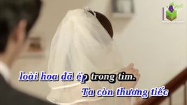 canh hoa ep trong tim (karaoke) - anh tien