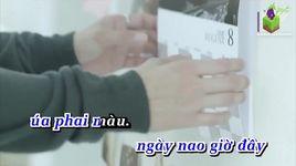 canh hoa tan phai (karaoke) - van quang long