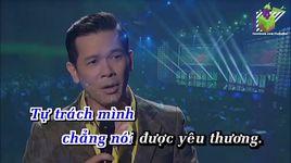 canh phuong hong thuo xua (karaoke) - dang the luan