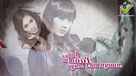 cau cho cha me (karaoke) - my tam