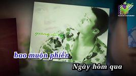 cau chuyen tinh toi (karaoke) - quang dung