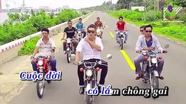 chan ly song (karaoke) - quach beem