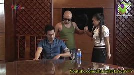 chi co the la yeu (karaoke) - tien minh