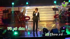 chi con lai tinh yeu (karaoke) - bui anh tuan