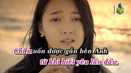 chi muon duoc gan ben anh (karaoke) - bang tam