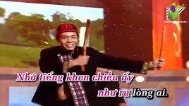 chieu len ban thuong (karaoke) - phi nhung