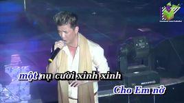 cho dong (karaoke) - dam vinh hung