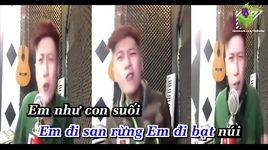 co gai mo duong (karaoke) - leg