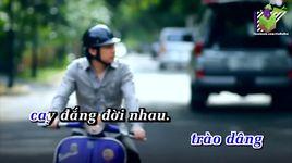 1 2 3 chia doi loi ve (karaoke) - quang ha