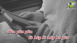bup be buon (karaoke) - thanh thao