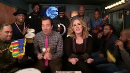 hello (w-classroom instruments) - adele, jimmy fallon, the roots